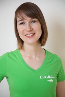 Ergotherapeutin Anja Stölzel (Praxisleitung)