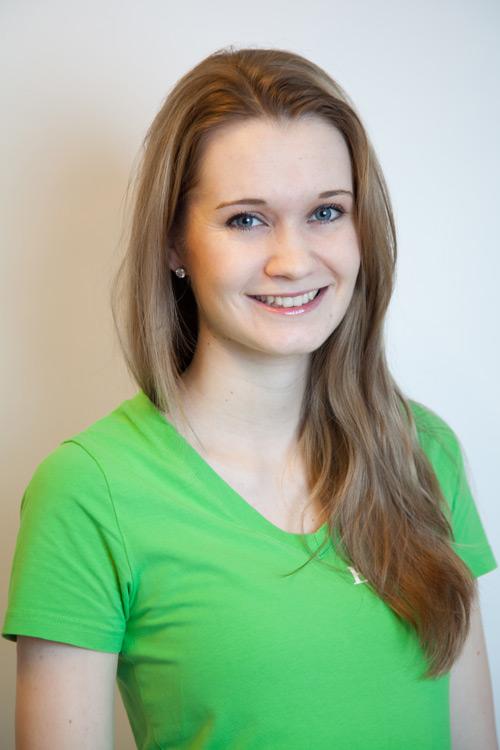 Ergotherapeutin Annika Hachmann