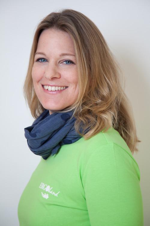 Ergotherapeutin Annika Michalke