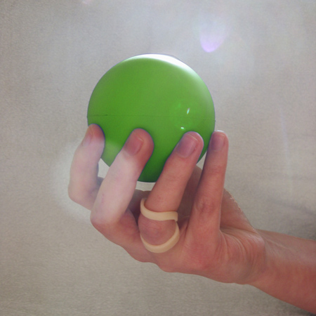 Knetball aus der Ergotherapie