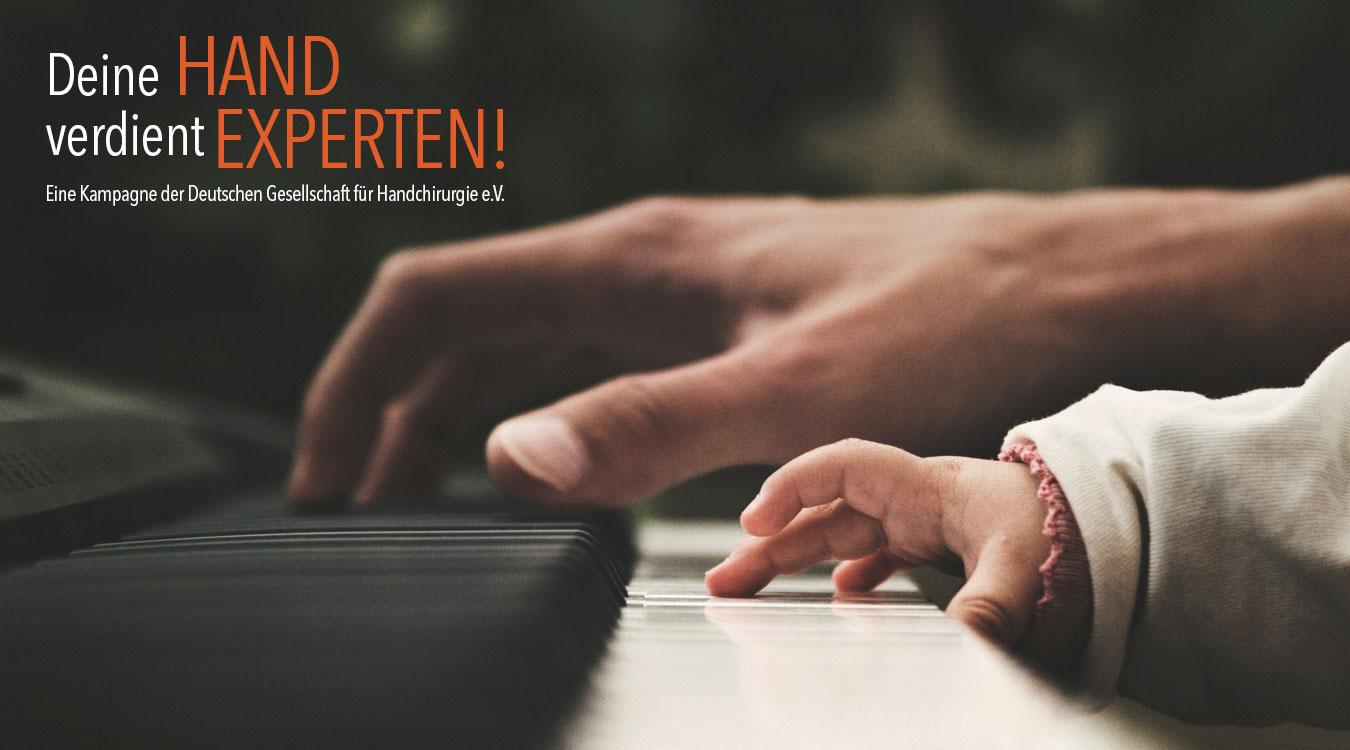 Handexperten - Weil Deine Hand Experten verdient